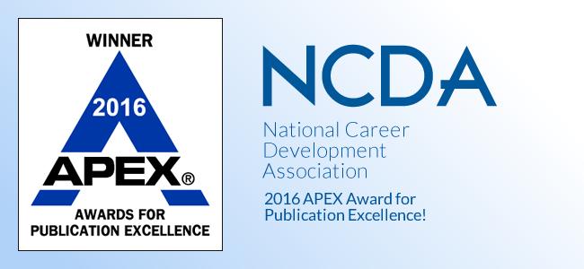 Winner 2016 Apex Award